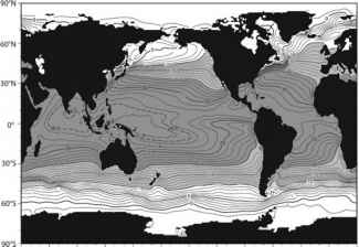 describe how atmospheric circulation gives rise Lecture 3: temperature, salinity, density and ocean circulation as surface temperature rise and where atmospheric circulation cells.