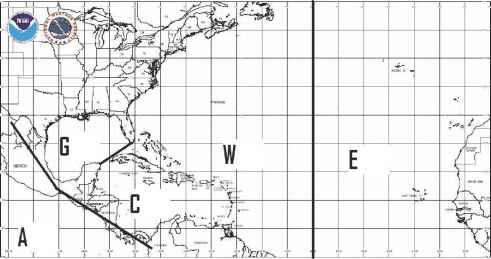 graphic relating to Hurricane Tracking Map Printable named Methodology - Hurricane Study - Temperature Plan Watcher