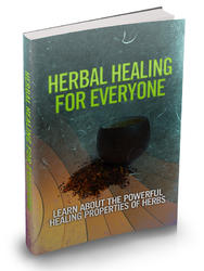 Herbal Healing For Everyone