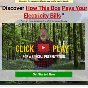 The Freedom Box Generate Money Using Electricity