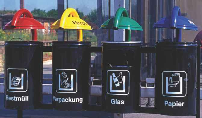 Garbage Containers Europe