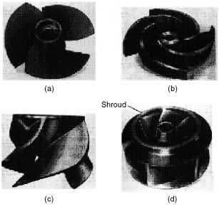 Water Drinking Pump Impeller