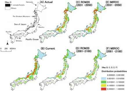 Impacts Of Climate Change In Japan Spatial Planning